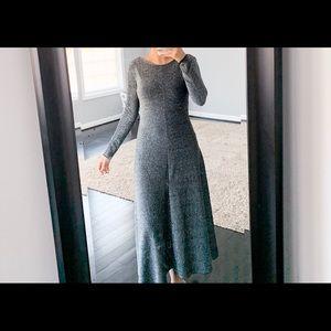Zara glitter dress
